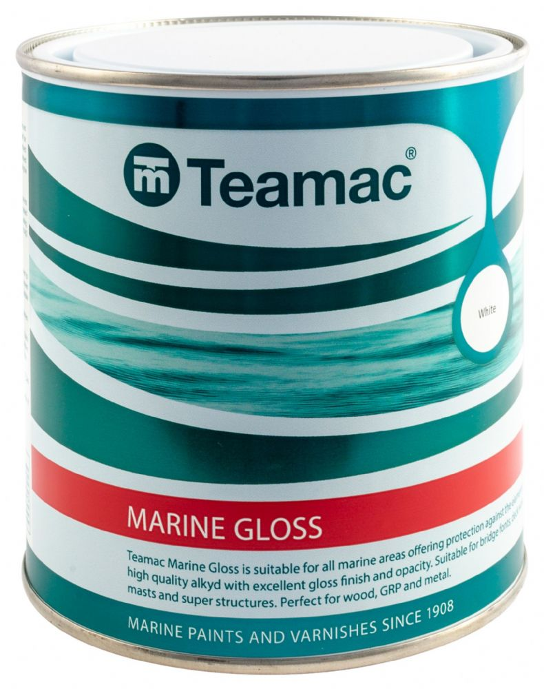 Teamac Marine Gloss